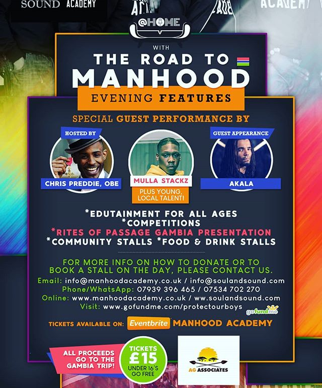 we got @mullastackz @akalamusic and @chrispreddieobe coming down to our event do make sure you grab a ticket!!!