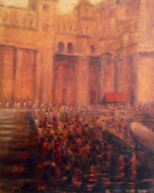 Steps , Varanasi