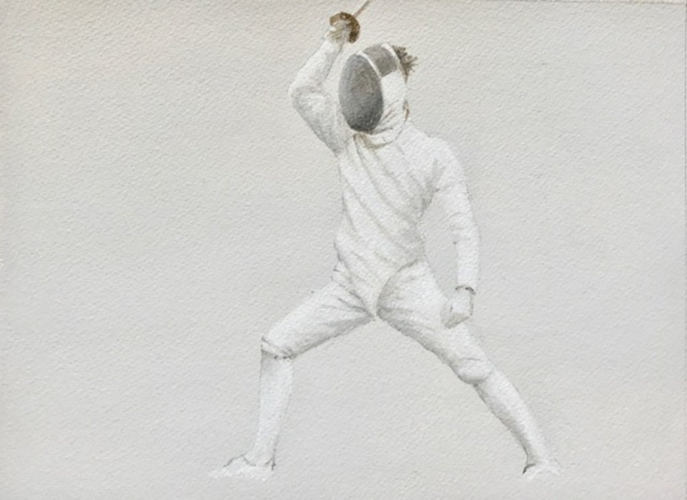 Fencer 1