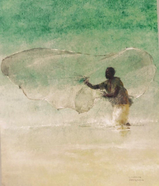 Lone Fisherman 2