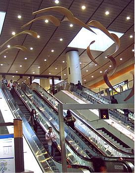 Hong Kong MTR station, Kowloon