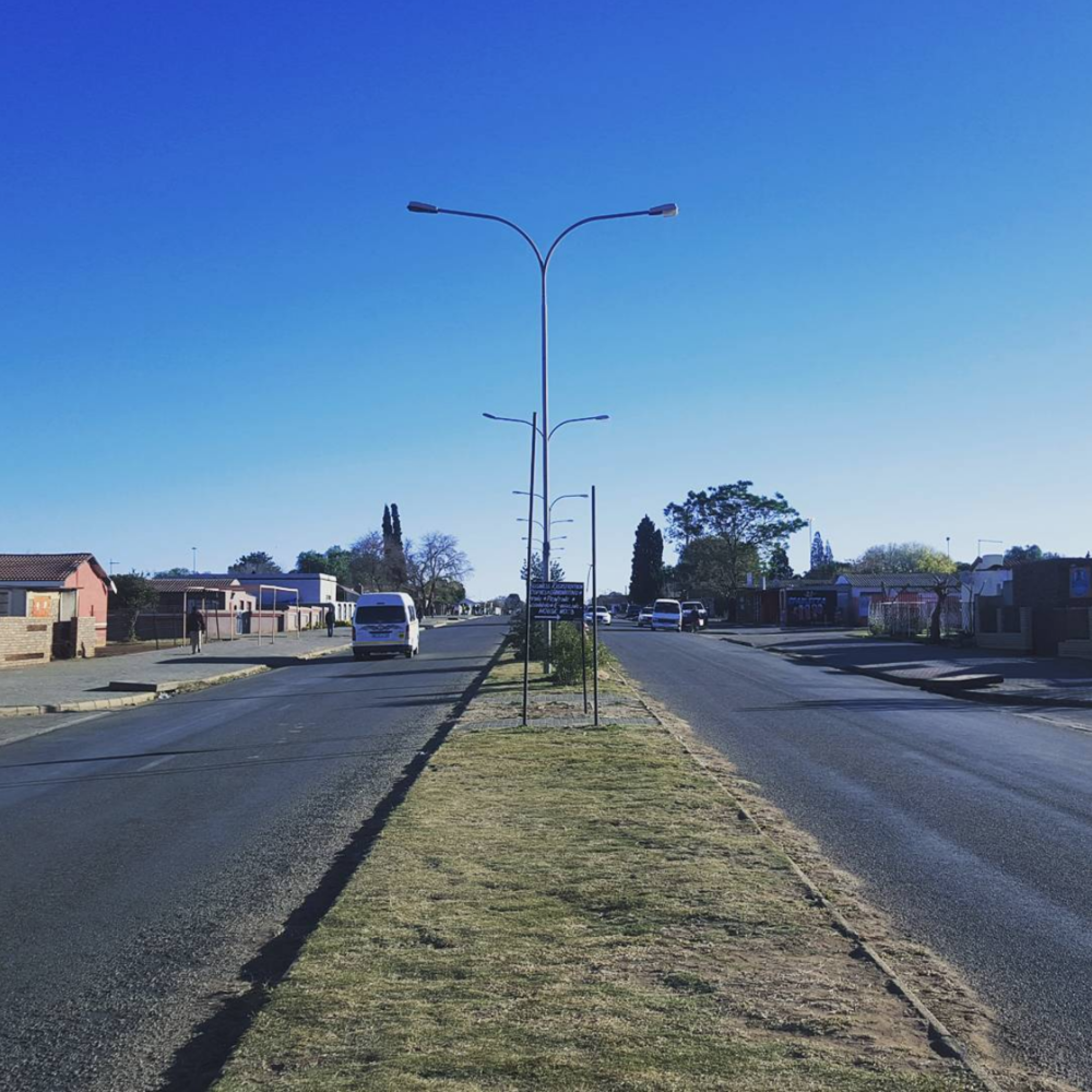 Seeiso Street  Sharpeville©