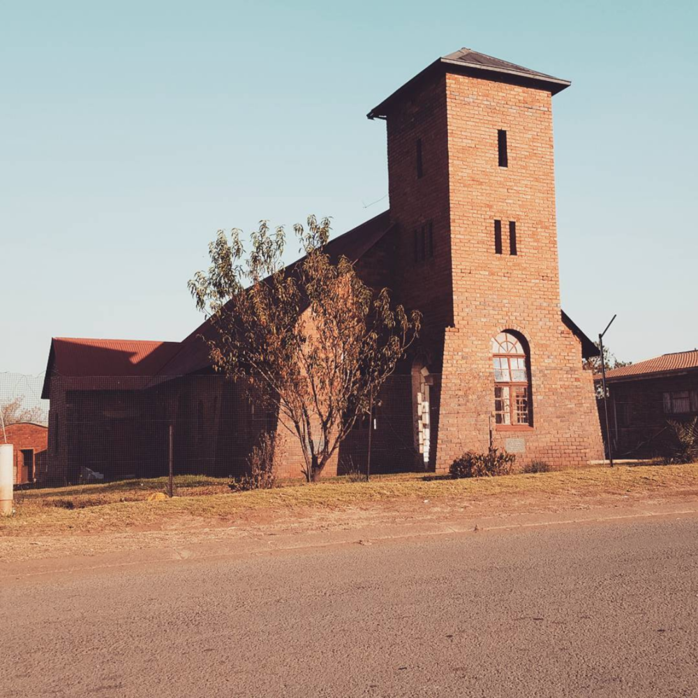 Church  Sharpeville©