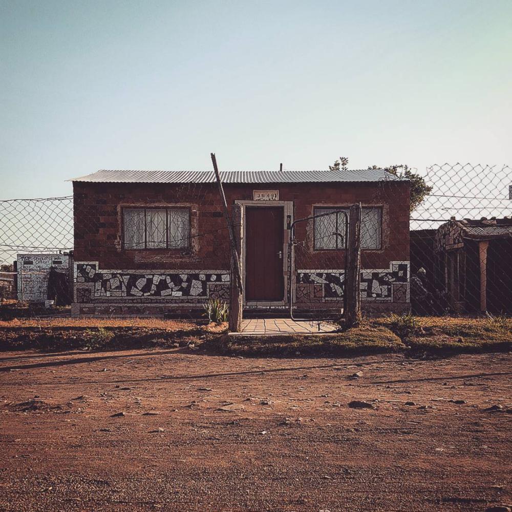 Apartheid Architecture House  Sharpeville©