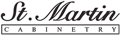 Logo for St Martin cabinetry