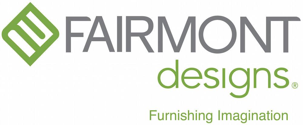 Logo for Fairmont designs