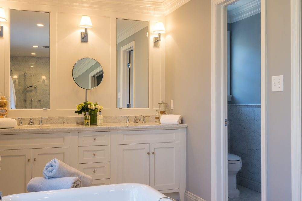 VANITIES - Luxury, custom cabinetry crafted from classic to ornate