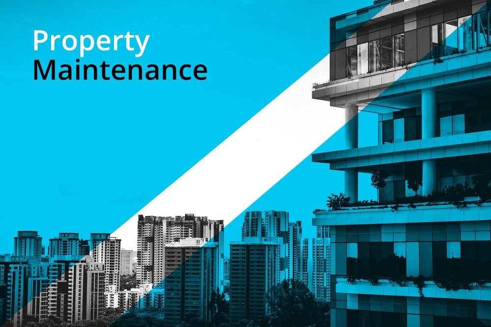 Property maintenance - We provide all encompassing maintenance packages for landlords, agents and developers, in London.