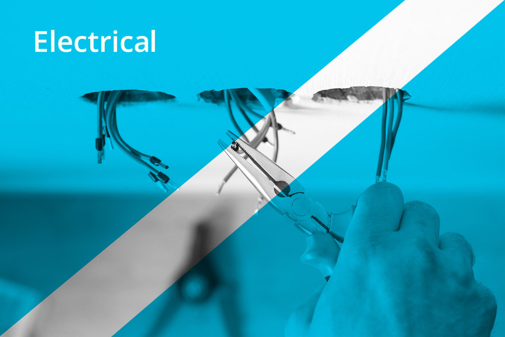 ELECTRICAL - We are fully qualified EICNIC engineers. We provide an emergency service to get you up and running as well as installation, upgrades and compliance.