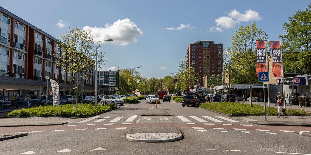 Winkelcentrum van der Hooplaan - www.vd-hooplaan.nl