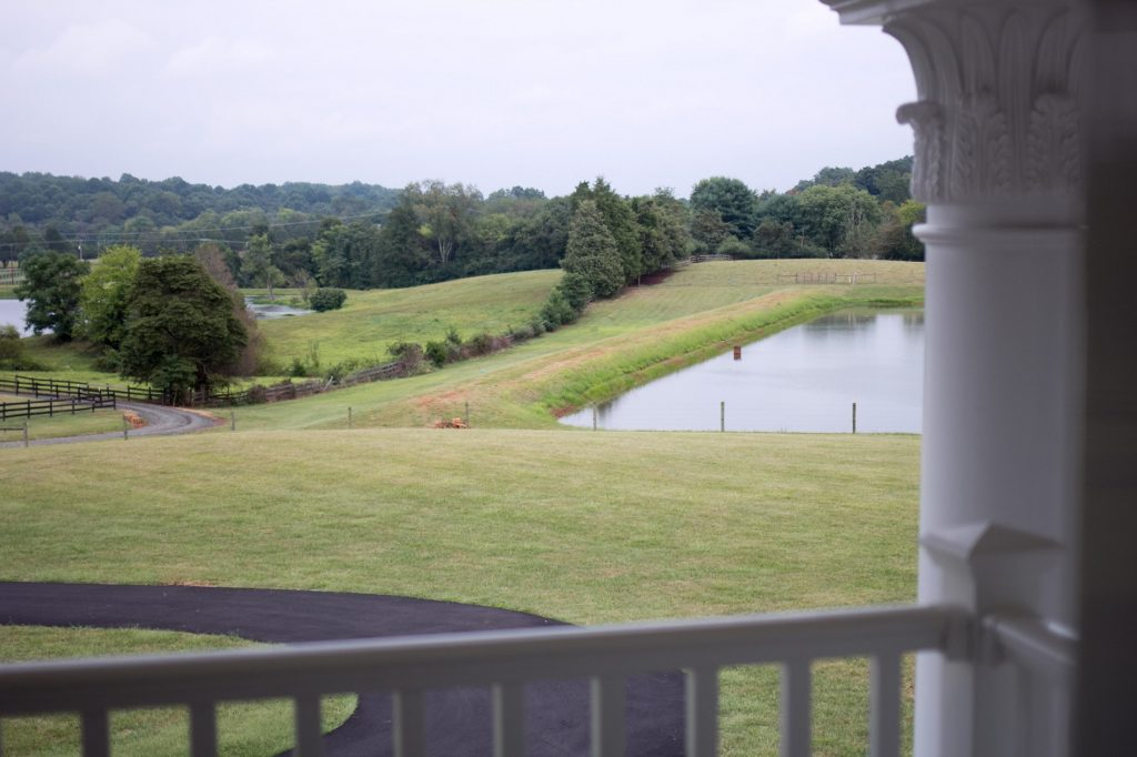 Lakeside wedding venue: Pavilion on Lakeland Farm