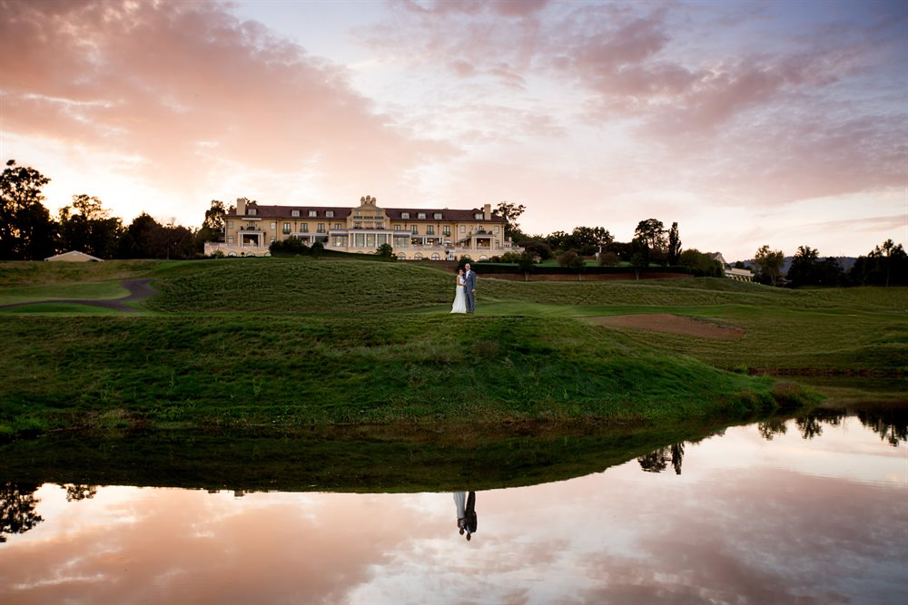 Keswick Hall & Golf Club wedding