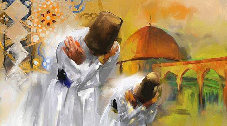 Sufi Prayer and Meditation
