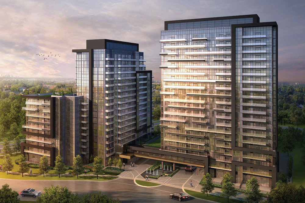 D'OR CONDOS  NEW WESTMINSTER DR. THORNHILL