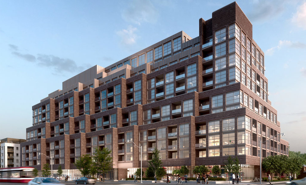 SCOUT CONDOS  ST. CLAIR AVE. W