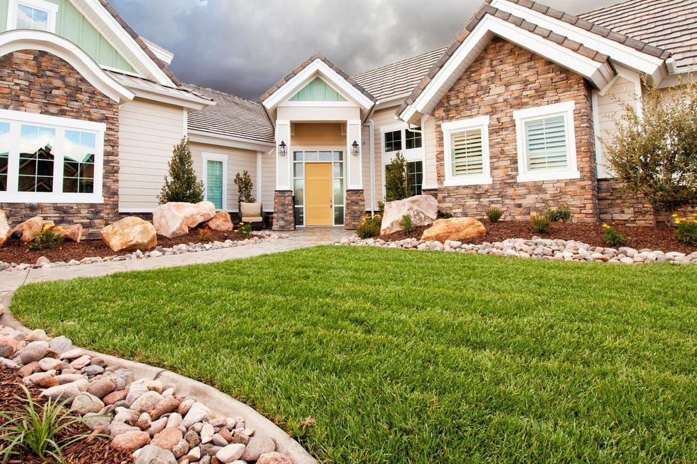 - Our Landscaping Services