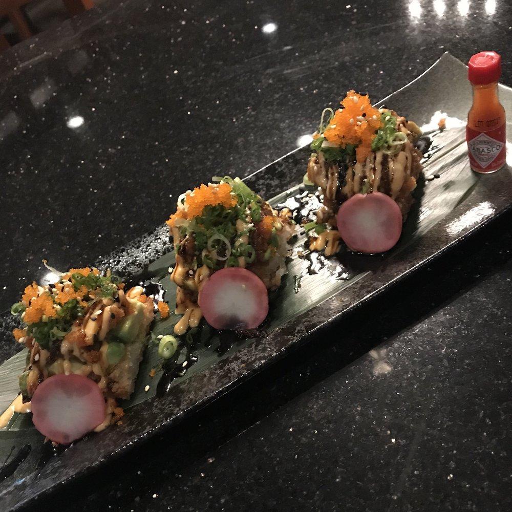 Spicy Tuna Rice Crispy