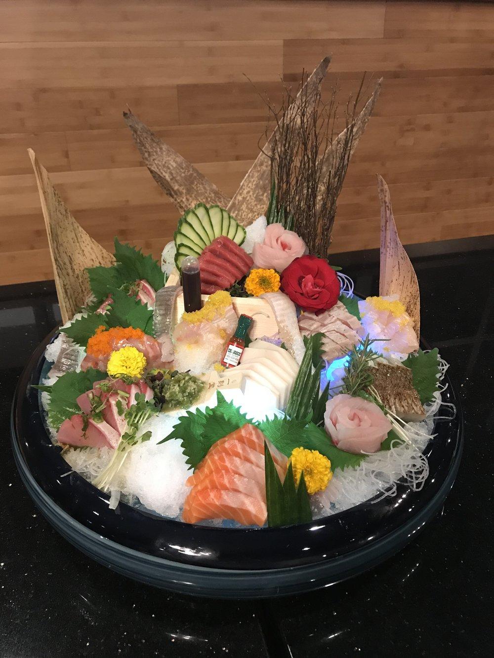Omakase: Shogun Boat