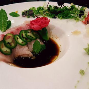 Hamachi in Spicy Ponzu