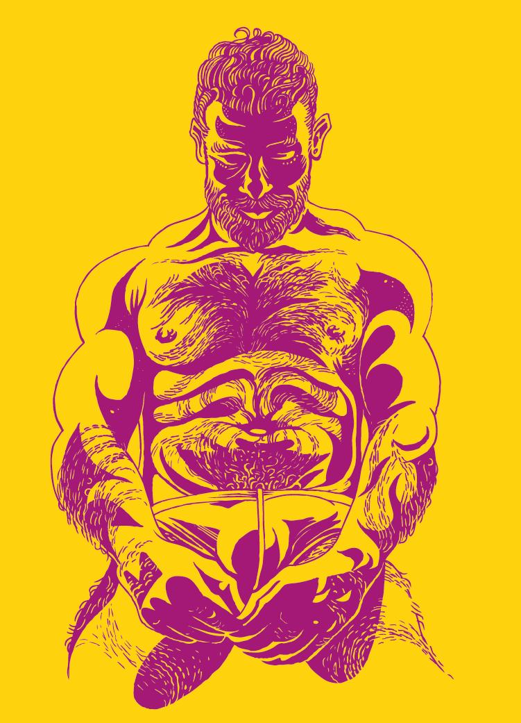 Mr. Yellow