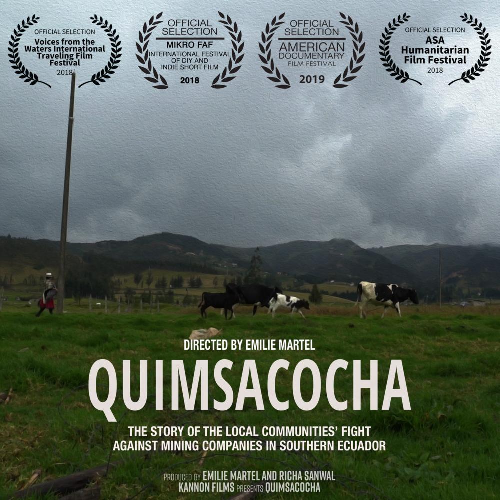 quimsacocha poster _kannon films.png