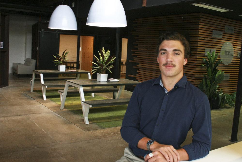 Sebastian Kavanagh - Client Services Officer