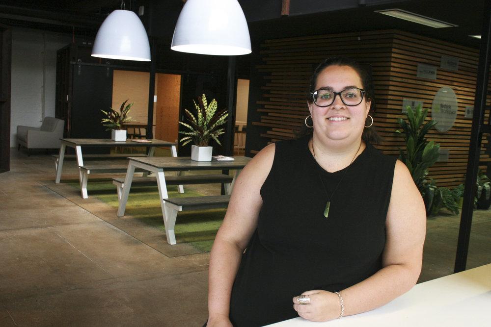 Melissa Chapman - Receptionist