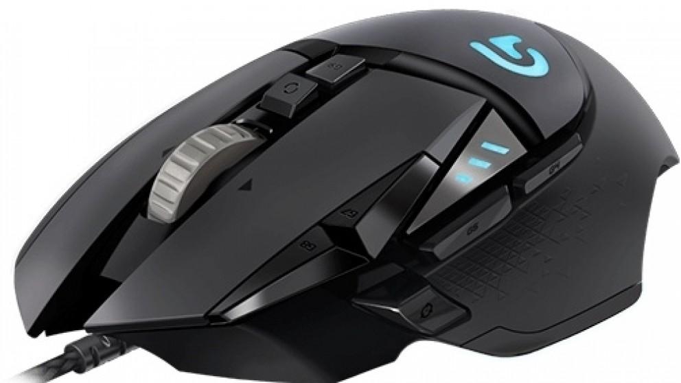O Logitech G502 é considerado um dos melhores mouses disponíveis no mercado.m