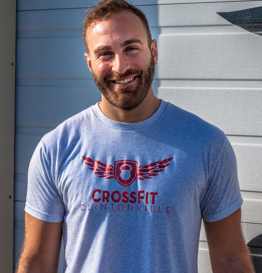 Joe Cimino - Joe and his sister grew up in gyms as their mom taught aerobics. It wasn't until his masters degrees that he found CrossFit and fell in love.Last year Joe lived in southern France and had the opportunity to combine his passion for French with CrossFit. He learned the universality of this sport; no matter which language you hear it in, the movements and camaraderie translate just the same.Joe is currently a first year PhD student at OSU studying Foreign Language Education and is an instructor for student teachers in the World Languages program.