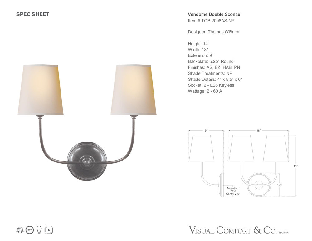Visual Comfort Vendome spec sheet.jpg