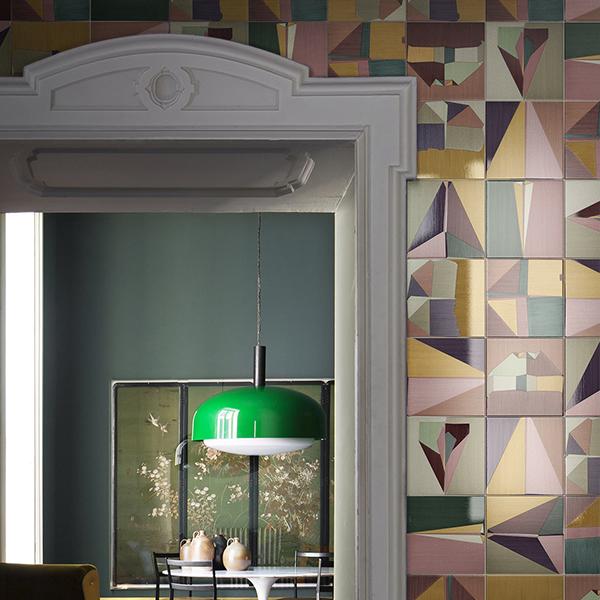 Penthouse moderne deco — Rhomboid Sax