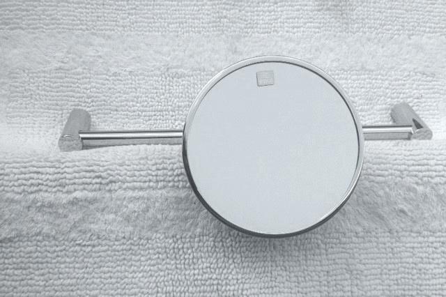 INDA AVO458E Wall mount round 2x mirror on slide rail detail.jpg