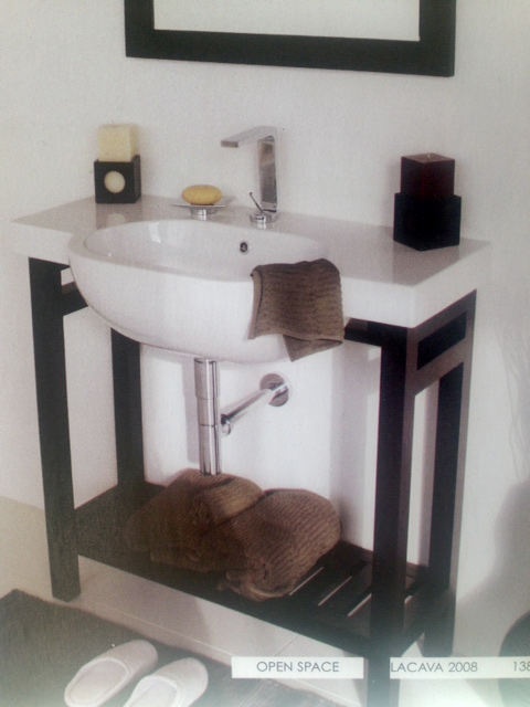 LACAVA Open Space Washstand CON55, 95 w x 33,1 projection x 81cm tall,  WENGE STAINED OAK.jpg