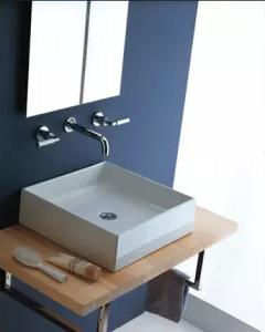 Scarabeo square basin, 18,1 w x 18 x 5,5cm high, glazed inside and out, White Ceramic (4) O.jpg