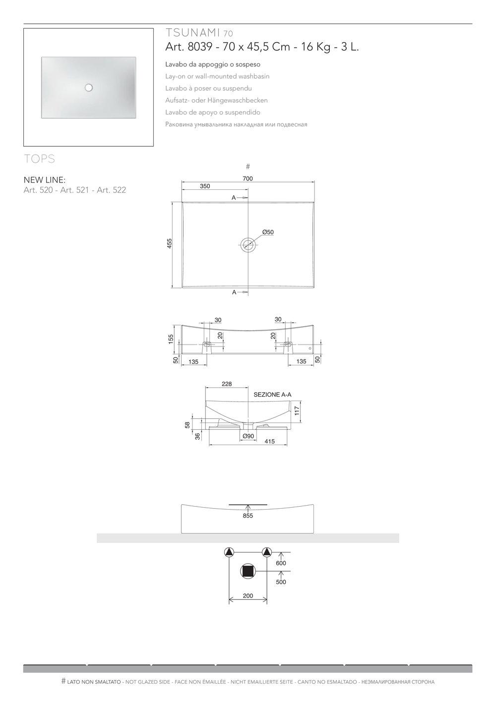 Scarbeo square basin, image 2, 18,1 2 x 18 x 5,5cm high.jpg