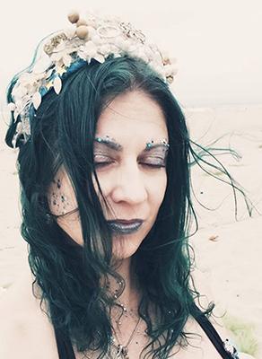 High Priestess Lady Jesamyn Angelica - Lady Jesamyn Angelica, Priestess of the Luminous Void, is the Founder, Lineage Holder, and High Priestess of Sisterhood of the Moon and Sisterhood of the Tribal Priestesses, and Founder, Facilitator, and High Priestess of our Mystery School.