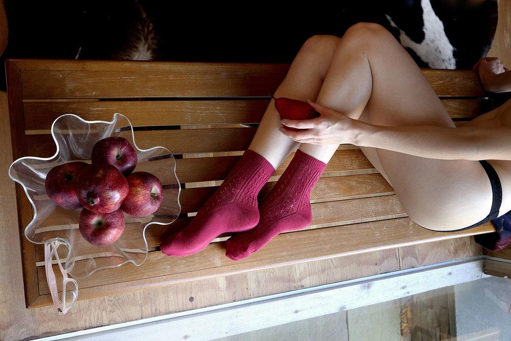 holiday-14-bts-lingerie-lookbook-red-pointelle-crew-socks-bench.jpg