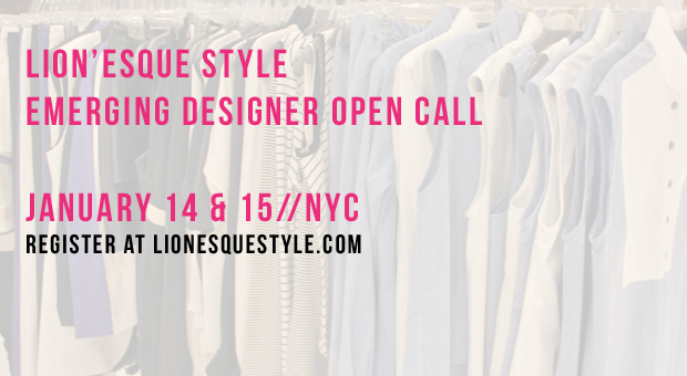 Lionesque Style Open Call