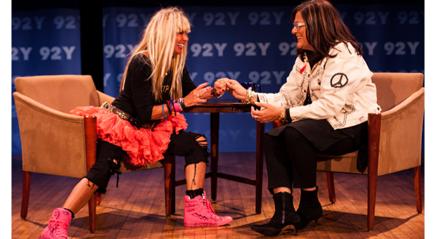 Betsey-Johnson-and-Fern-Mallis-The-92Y