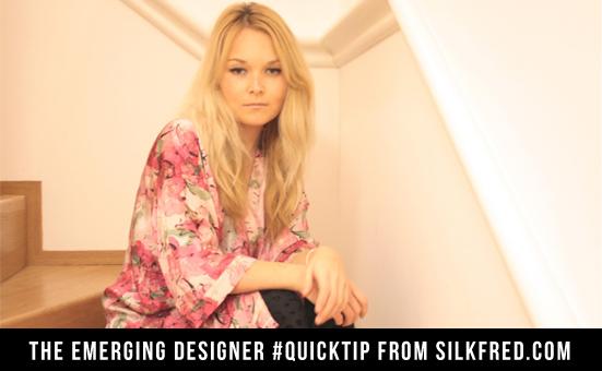 Emma Watkinson, Founder of SilkFred.com