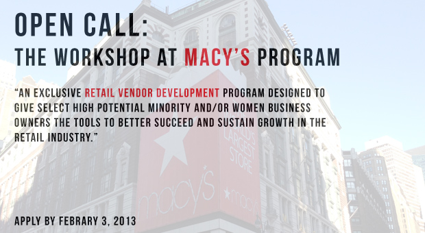 The-Workshop-at-Macy's-Open-Call-2013