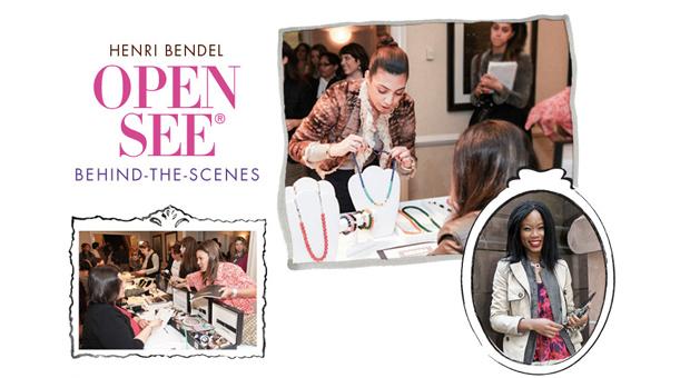Henri Bendel Open See