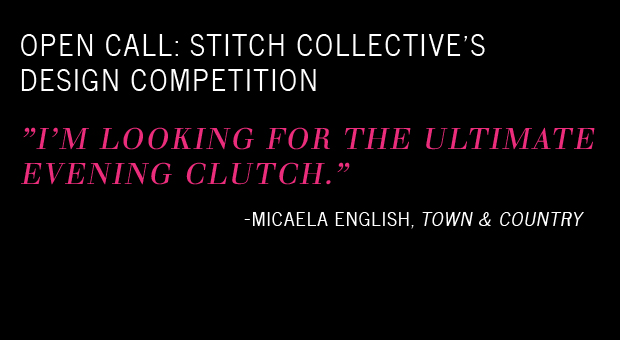Stitch Collective Handbag Design Competition