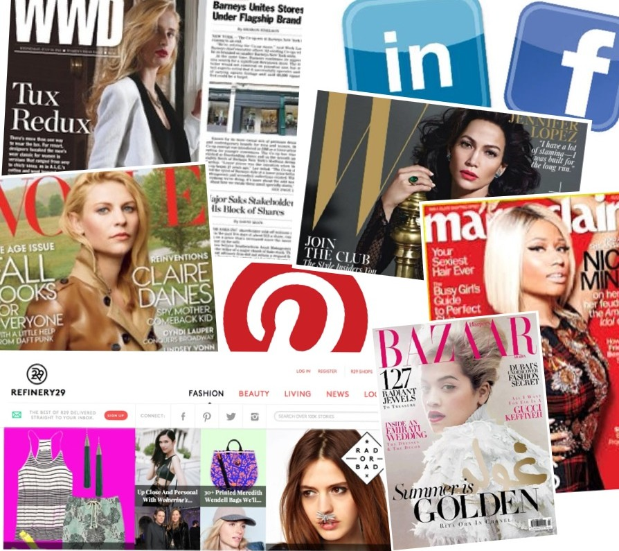 Adding Fashion Press to Your Social Media Outlets