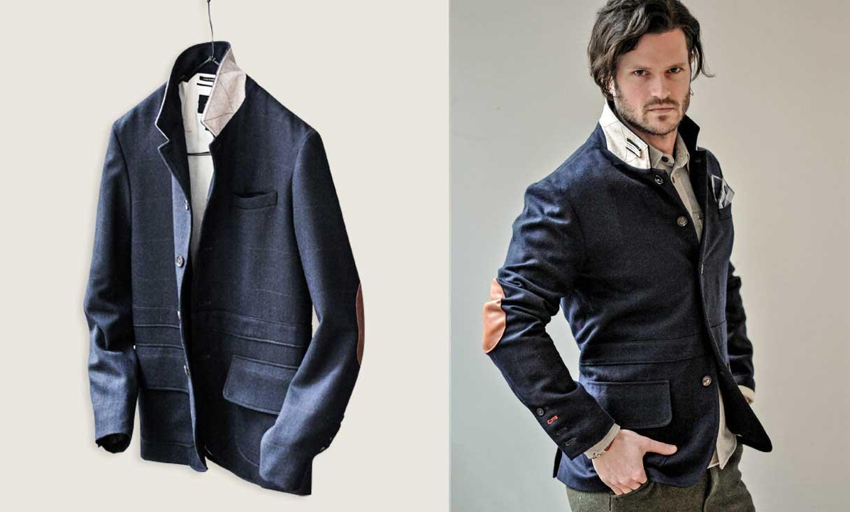 Kai D New York Menswear Emerging Designer