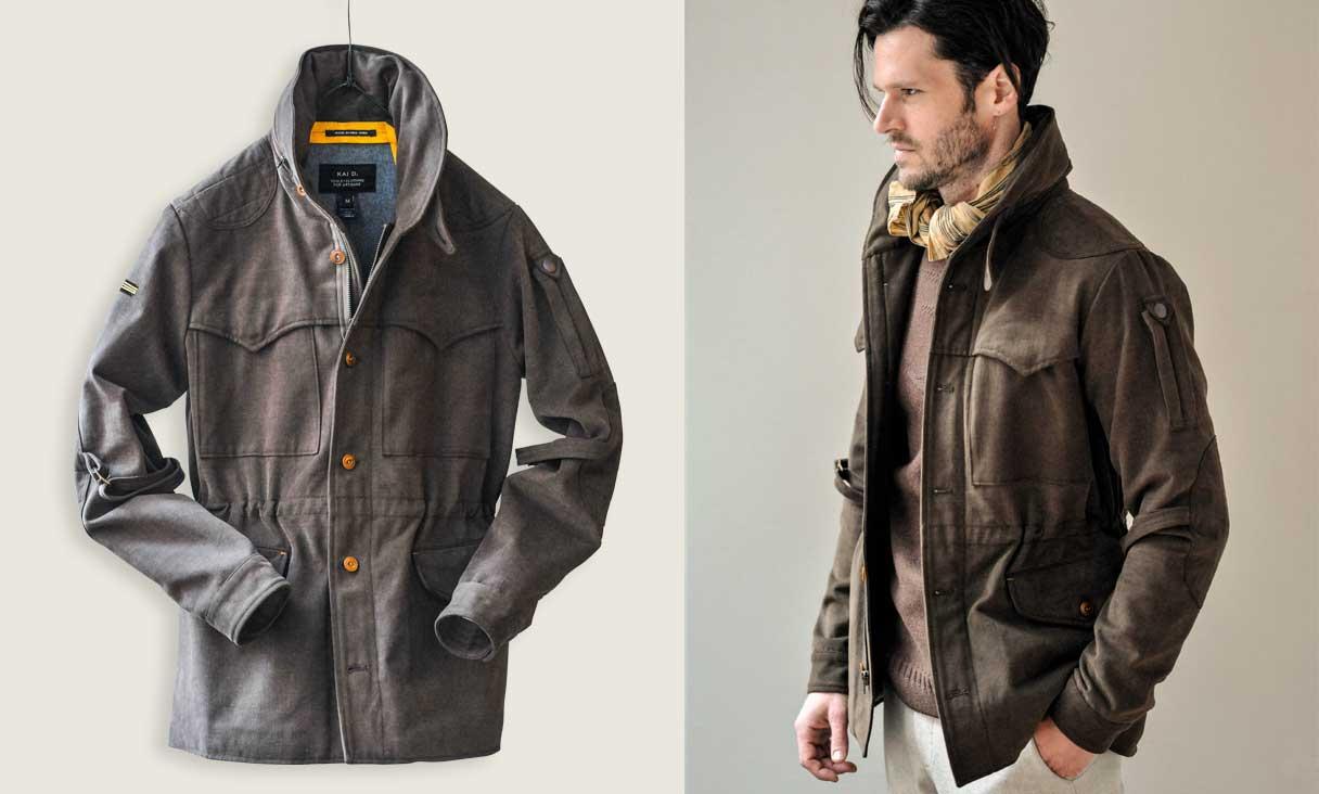 Kai D Menswear Terrain Jacket