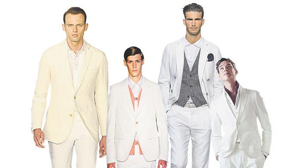 Men's Spring 14 Trends