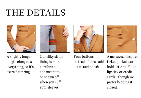 J.Crew Email Marketing Details