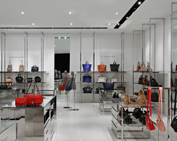 Barneys New York Store Change