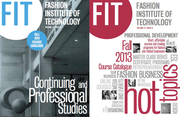 FIT Fall 2013 Courses